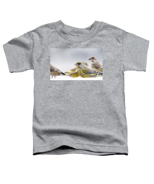 Greenfinches Toddler T-Shirt
