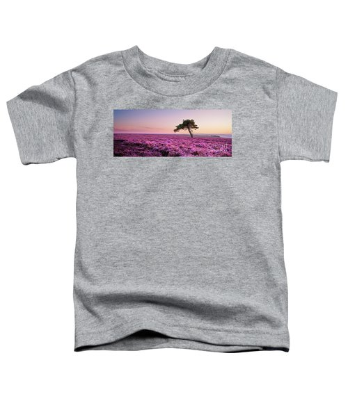 Heather At Sunset  Toddler T-Shirt