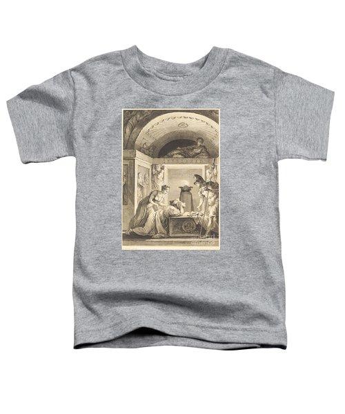 La Matrone D'ephese Toddler T-Shirt