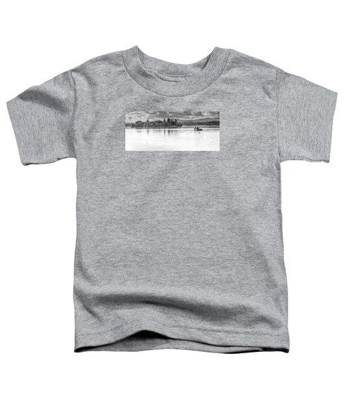 Lake Of Menteith Toddler T-Shirt