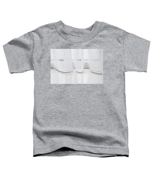 Net Curtain Toddler T-Shirt