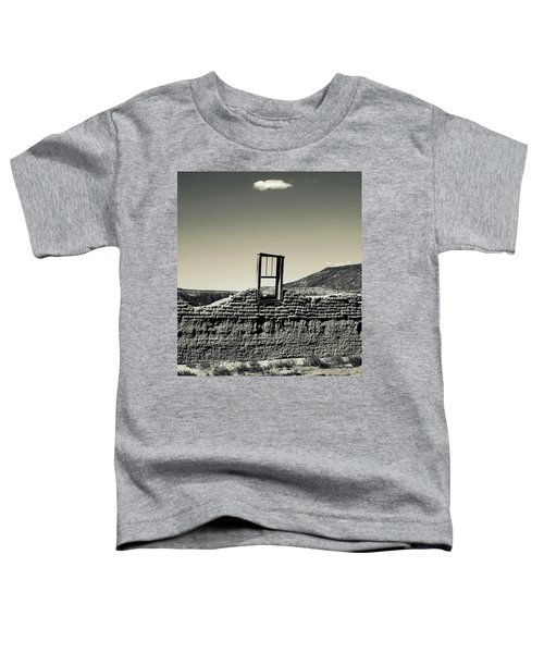 Sacred Window  Toddler T-Shirt