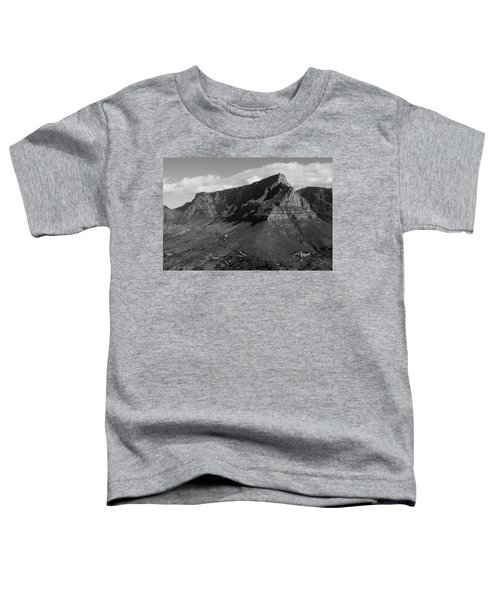Table Mountain - Cape Town Toddler T-Shirt