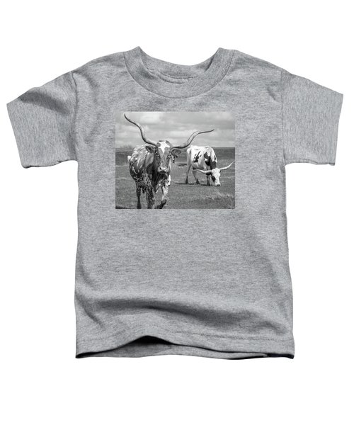 Texas Longhorns Toddler T-Shirt