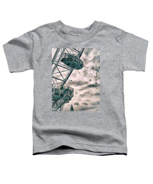 The London Eye Toddler T-Shirt