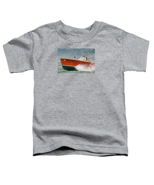 Vintage Riva Toddler T-Shirt