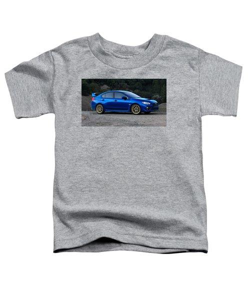 2015 Subaru Wrx Sti Toddler T-Shirt