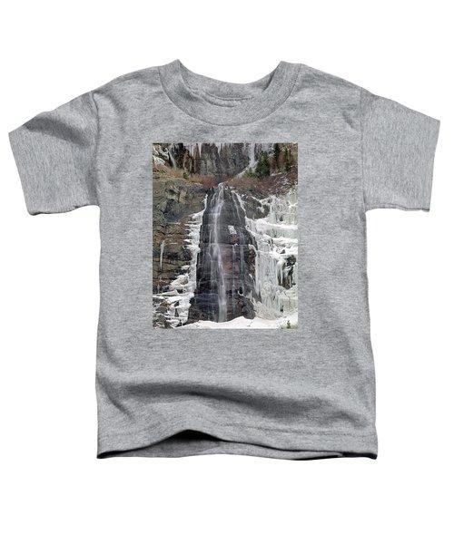 212m40 Bridal Veil Falls Utah Toddler T-Shirt