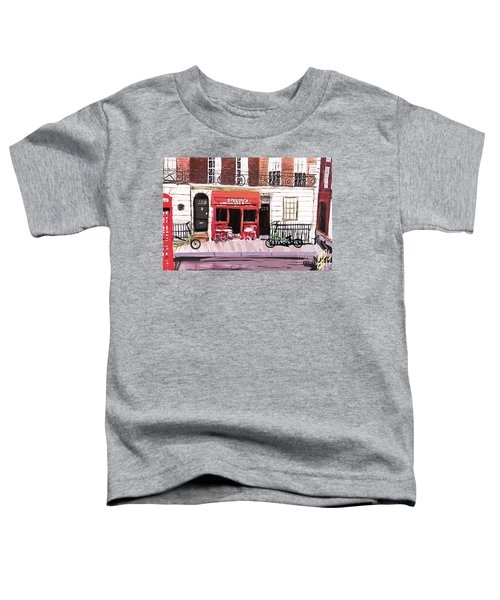 221b Baker Street 2.0 Toddler T-Shirt