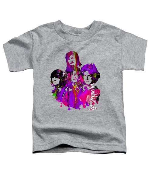 Led Zeppelin Collection Toddler T-Shirt