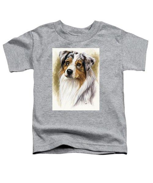 Australian Shepherd Toddler T-Shirt