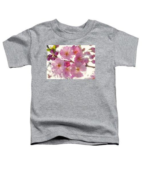 Cherrie Blossom Toddler T-Shirt