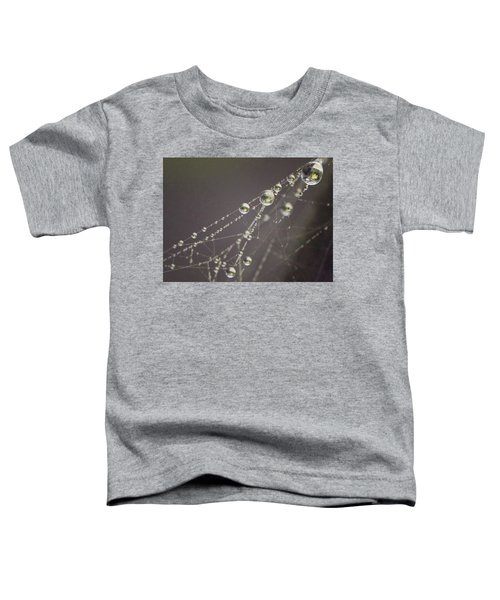 Droplets Toddler T-Shirt