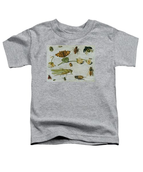 Insects Toddler T-Shirt