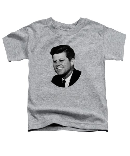 President Kennedy Toddler T-Shirt