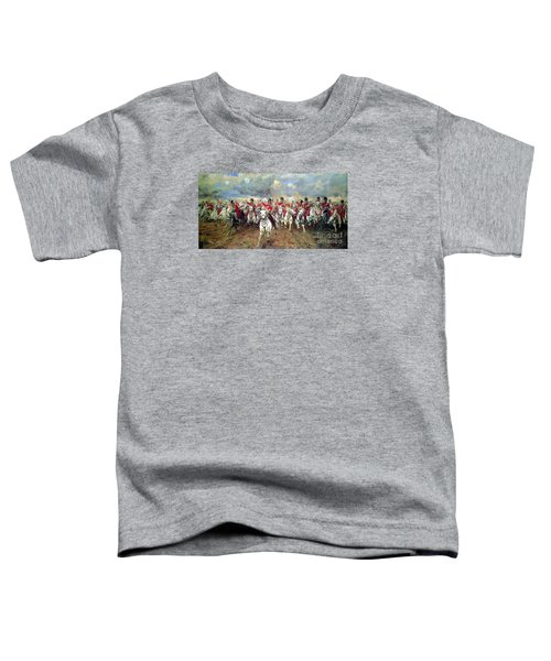 Scotland Forever Toddler T-Shirt