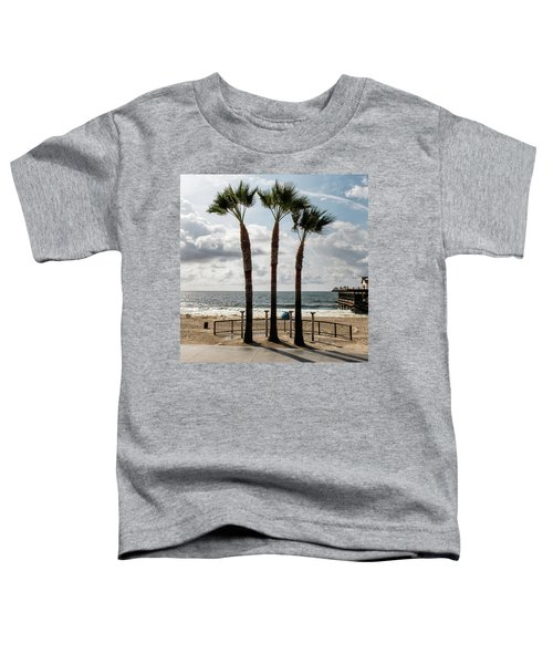 Toddler T-Shirt featuring the photograph 3 Trees by Eric Lake