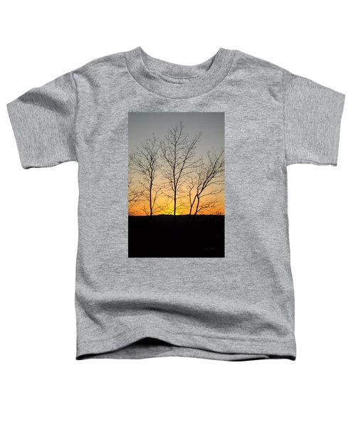3 Trees Toddler T-Shirt