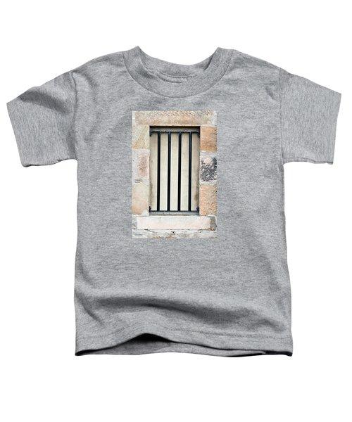 Window Bars Toddler T-Shirt