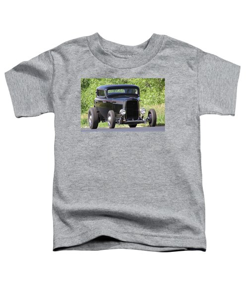 32 Three Window Classic  Toddler T-Shirt