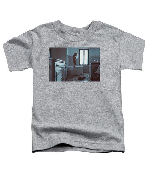 Tu M'as Promis Toddler T-Shirt