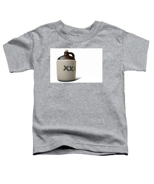 Moonshine Jug Toddler T-Shirt