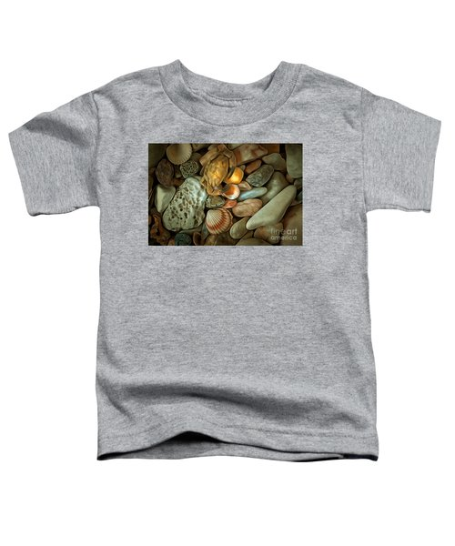 Pebble Stones Toddler T-Shirt