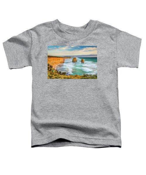 Twelve Apostles Toddler T-Shirt
