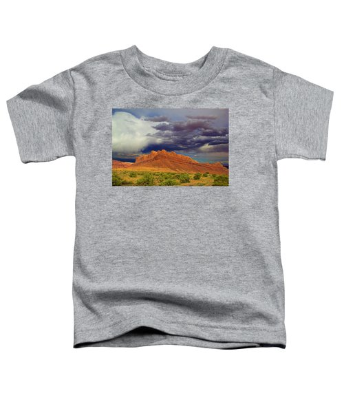 Capitol Reef National Park Toddler T-Shirt