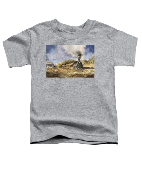 481 From Durango Toddler T-Shirt