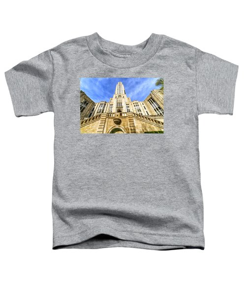 Cathedral Of Learning Toddler T-Shirt