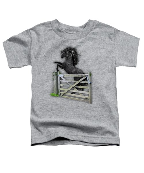 Horse Dreams Collection Toddler T-Shirt