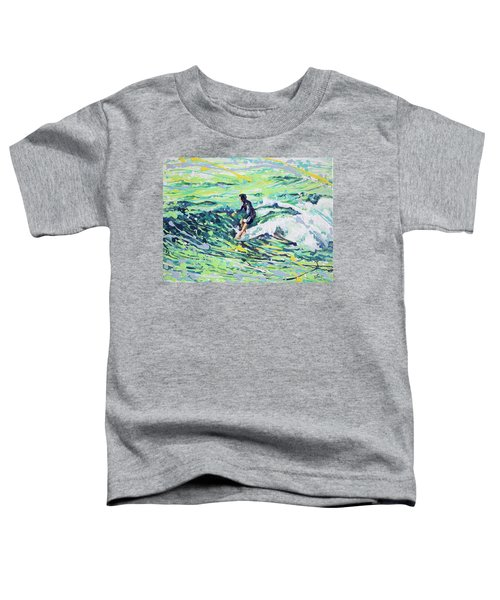 5 On The Nose Toddler T-Shirt