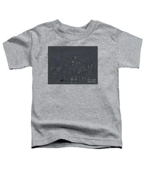 Pennell, New York City.  Toddler T-Shirt
