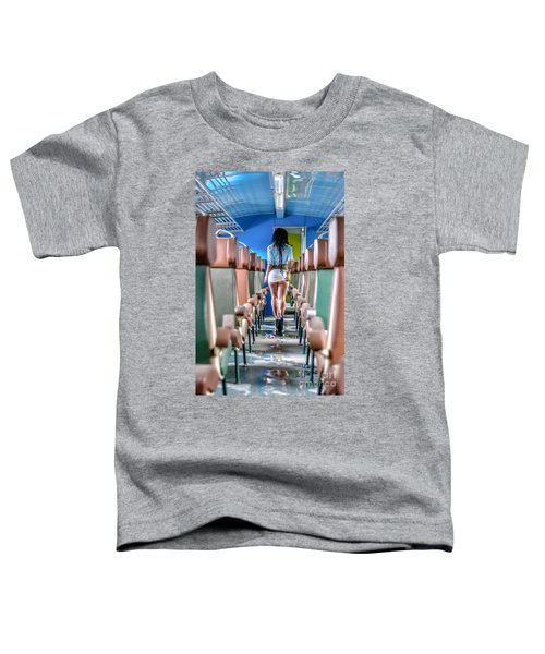 Take A Litte Trip Toddler T-Shirt