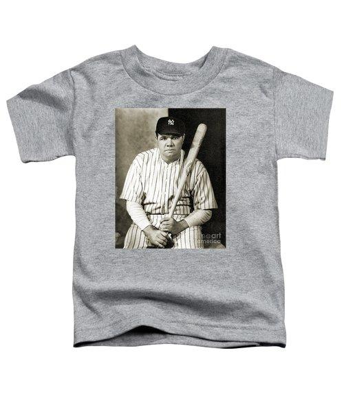 George H. Ruth (1895-1948) Toddler T-Shirt