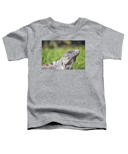 Iguana Toddler T-Shirt