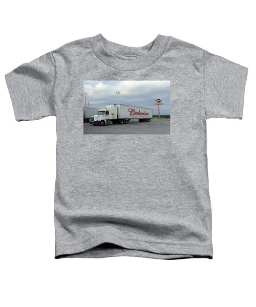 Route 66 - Dixie Truckers Home Toddler T-Shirt