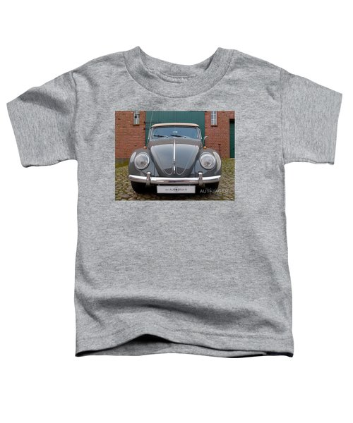Volkswagen Beetle Toddler T-Shirt