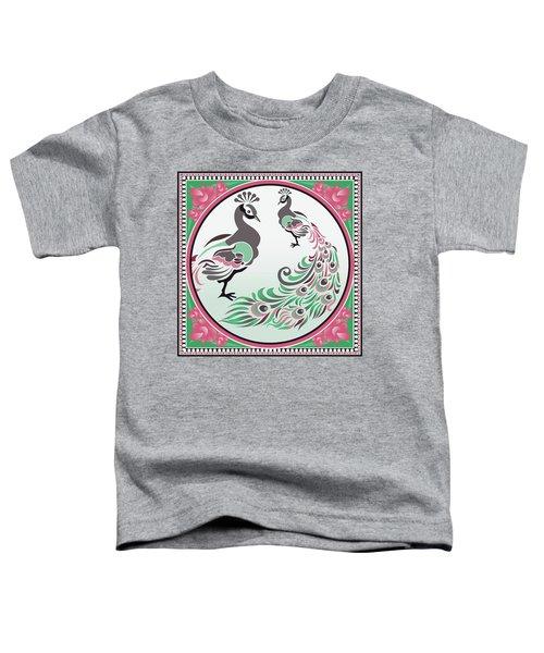 625 2 Truck Art 4 Toddler T-Shirt