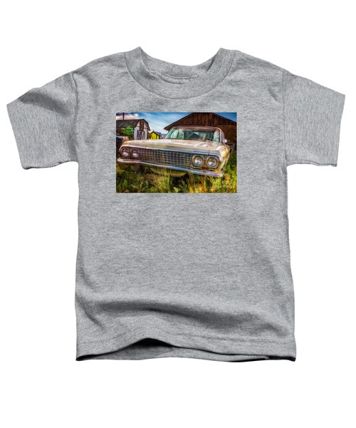 63 Impala Toddler T-Shirt