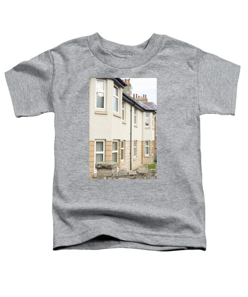 Apartment Building Toddler T-Shirt