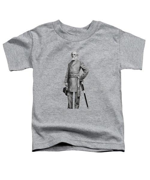 General Robert E Lee Toddler T-Shirt