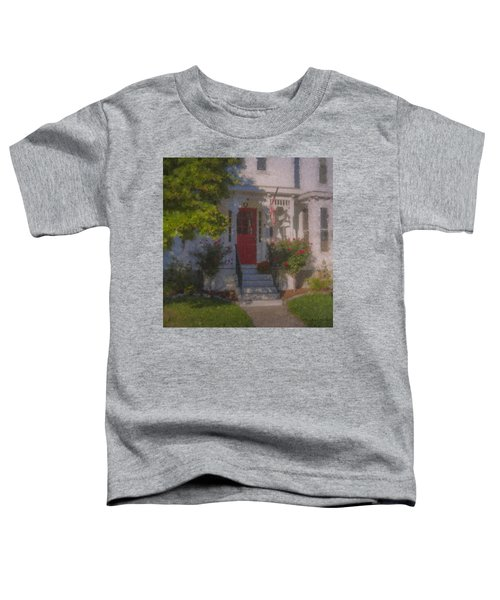 7 Williams Street Toddler T-Shirt