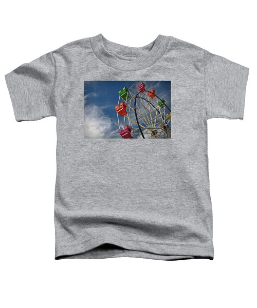 Ferris Wheel Toddler T-Shirt