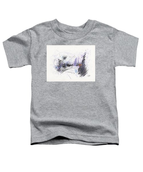 A Beast Of A Night Toddler T-Shirt