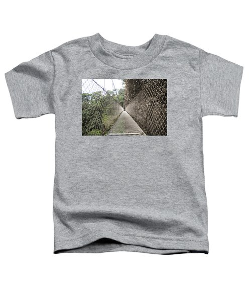 A Blizzard From Chalk Toddler T-Shirt