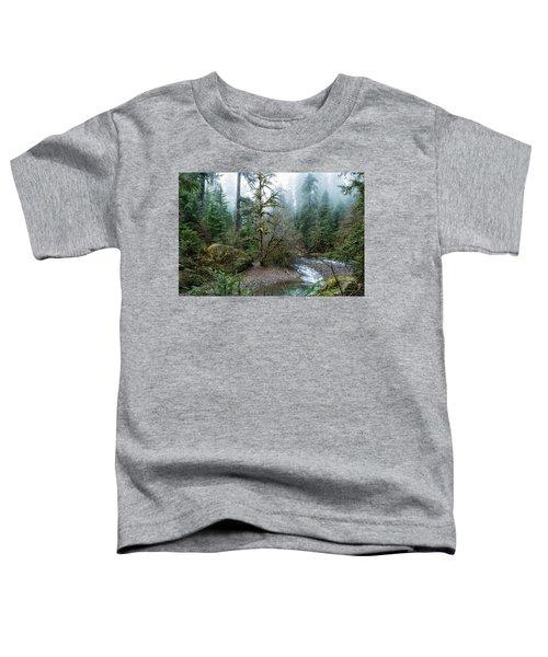 A Creek Runs Through It Toddler T-Shirt