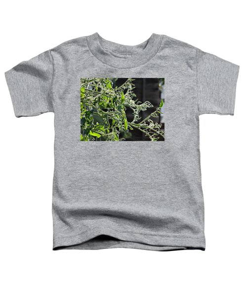 a day with the Veterans at Mary Lu's Toddler T-Shirt