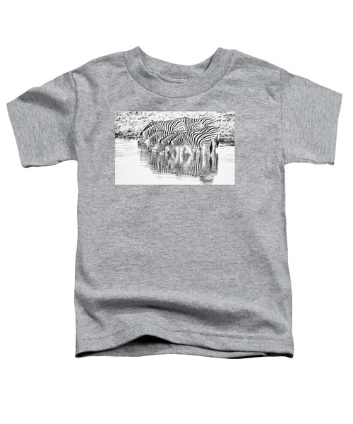A Family That Drinks Together. Toddler T-Shirt